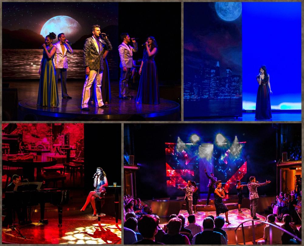 Das AIDA-Show-Ensemble