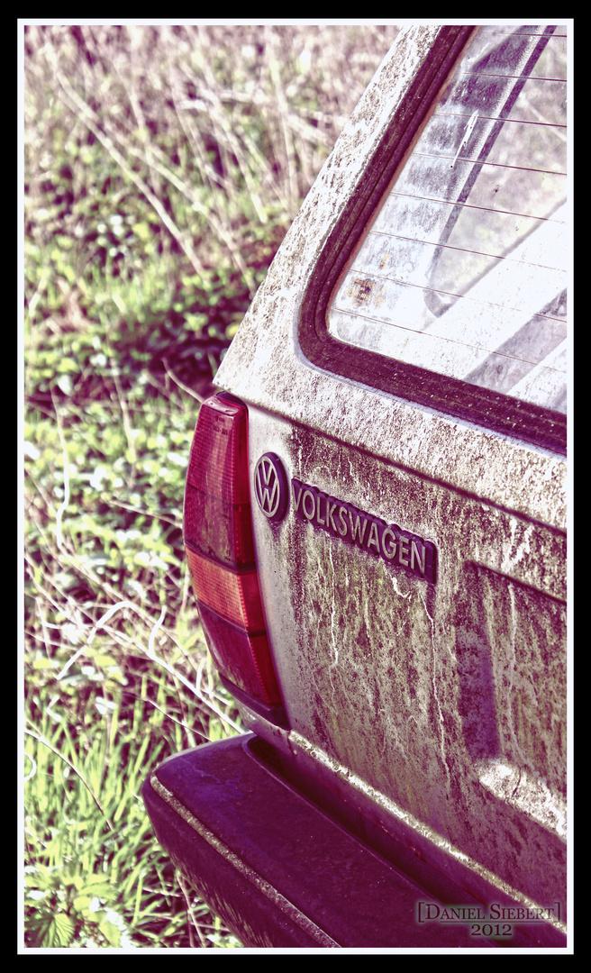 Das alte Auto
