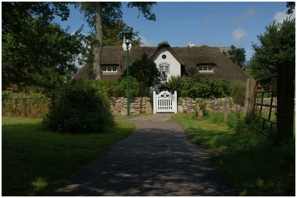 Das alte Haus