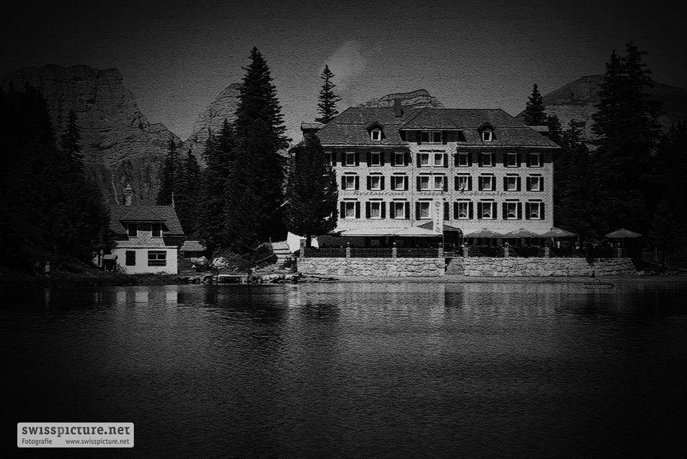 Das alte Haus am See