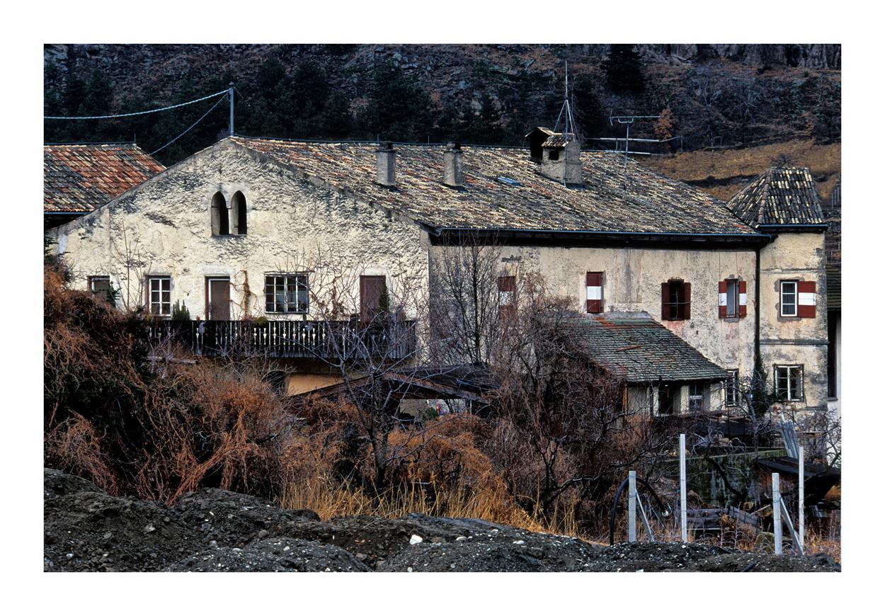 Das Alte Haus in Vingschau