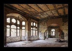 Das alte Krankenhaus #1