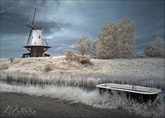Das alte MühlenBad_IR