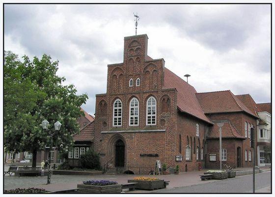 Das alte Rathaus in Wildeshausen