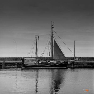 Das alte Segelschiff