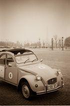Das alte Taxis