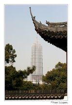 Das alte und das neue Shanghai...