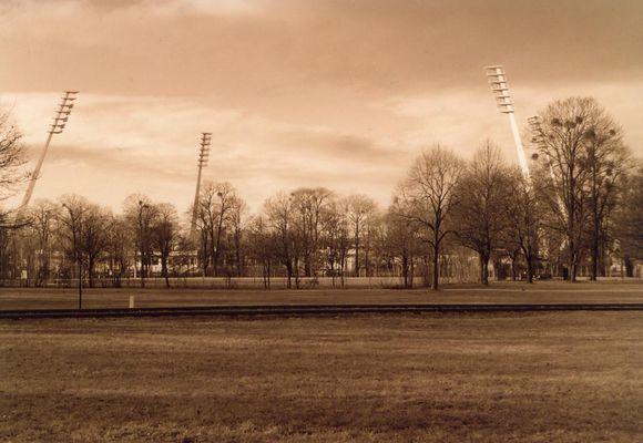 Das altehrwürdige Stadion