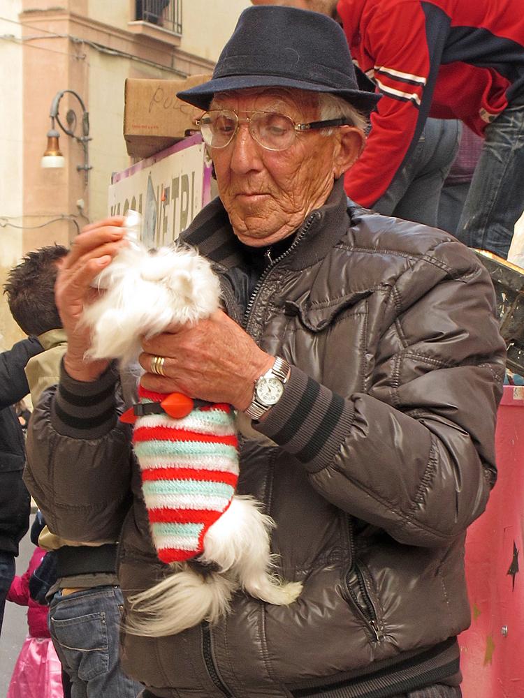 Das Alter / La vecchiaia