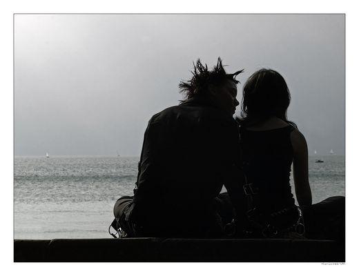 """Das alternative fotografische Solo 15 (""""togetherness"""" von chnum)"""