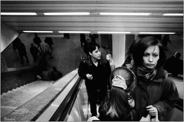 """Das alternative fotografische Solo 19 (""""im untergrund 15"""" von Lichtmalerin 67)"""