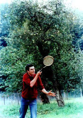 """Das alternative fotografische Solo 27 (""""tennis"""" von Ludger Drunkemühle)"""