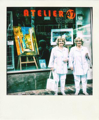 """Das alternative fotografische Solo 34 (""""The Artists Studio"""" von Phil Leicht)"""