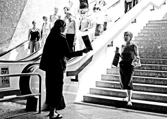 """Das alternative fotografische Solo 35 (""""BISS"""" von Arno M.)"""