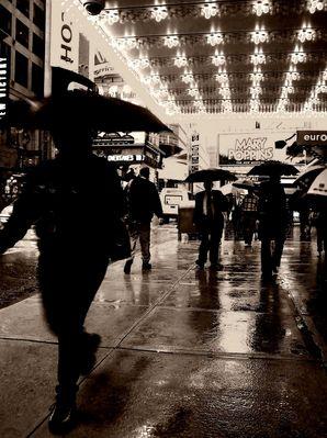 """Das alternative fotografische Solo 46 (""""Mary Poppins - NYC2"""" von Gerhard Körsgen)"""