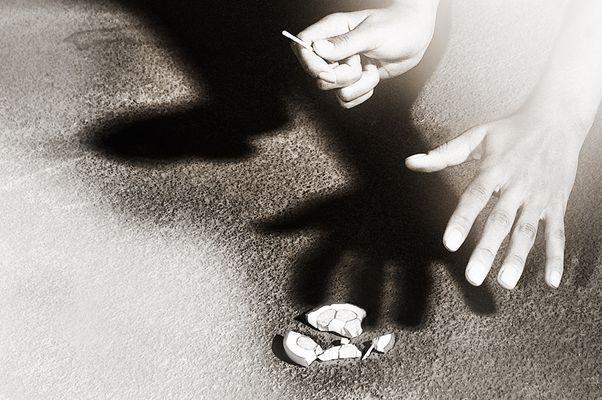 """Das alternative fotografische Solo 57 (""""Bipolare Erkrankung"""" von monster-photoart)"""