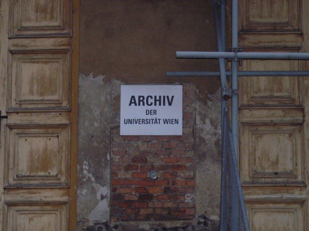 Das Archiv