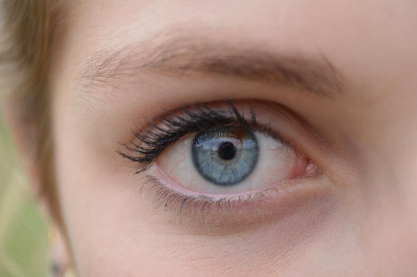 Das Auge!