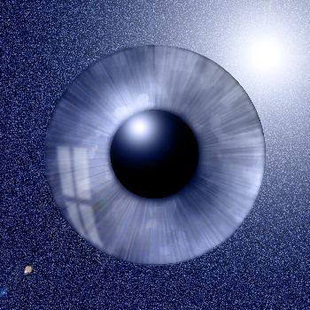 Das Auge des Universums...