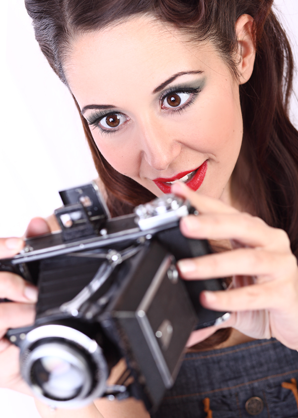....Das Auge macht das Bild, nicht die Kamera. Gisèle Freund....