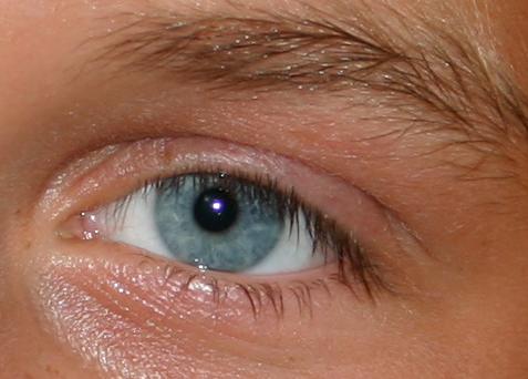 das Auge meiner Tochter