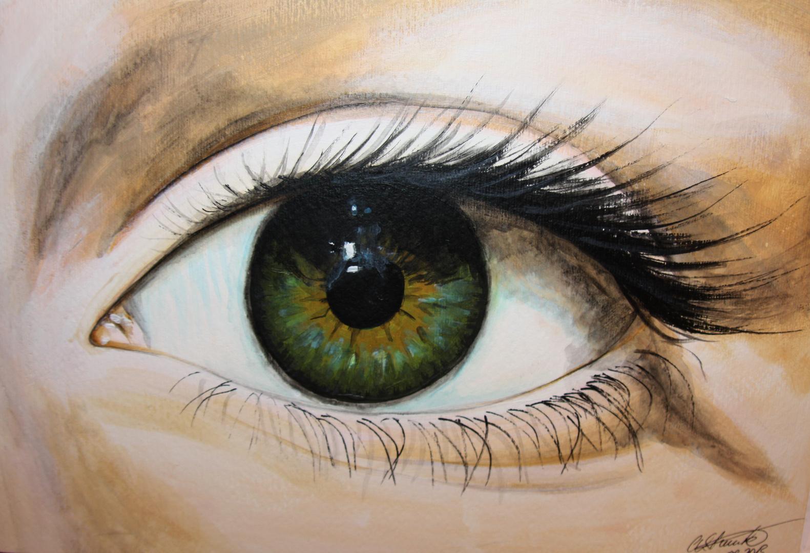 Das Auge Nr.2