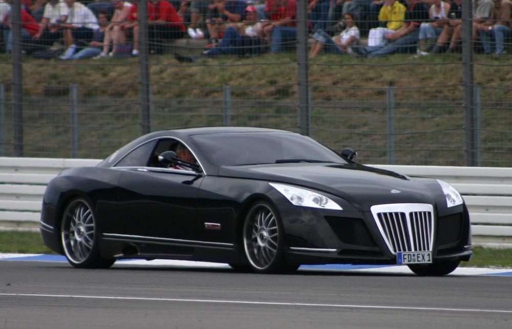 Das Auto das jeder will der Maybach Sport