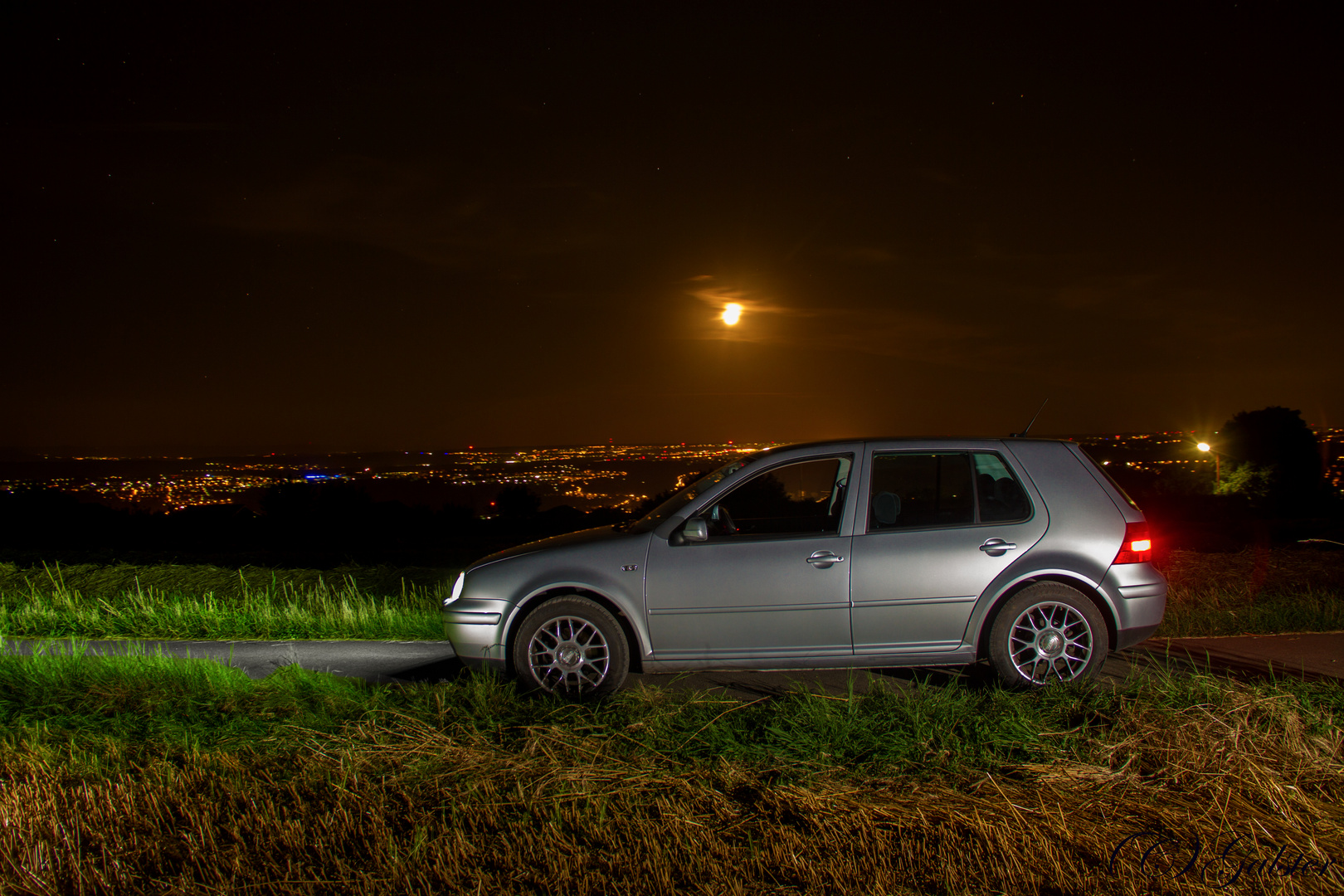 Das Auto der Nacht