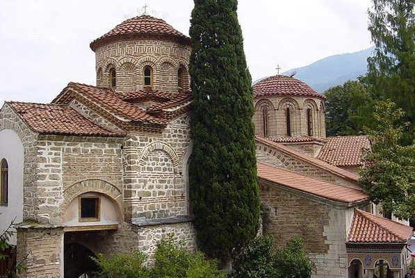Das Bachkovo-kloster