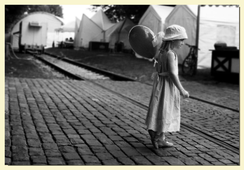 Das Ballonmädchen