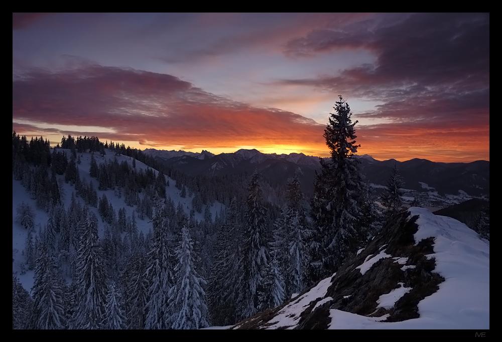 Das bayrische Oberland