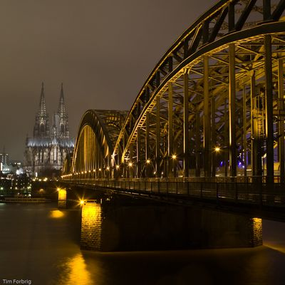 Das beliebteste Motiv in Köln