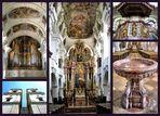 ... das Benediktinerkloster Niederaltaich ... (1)