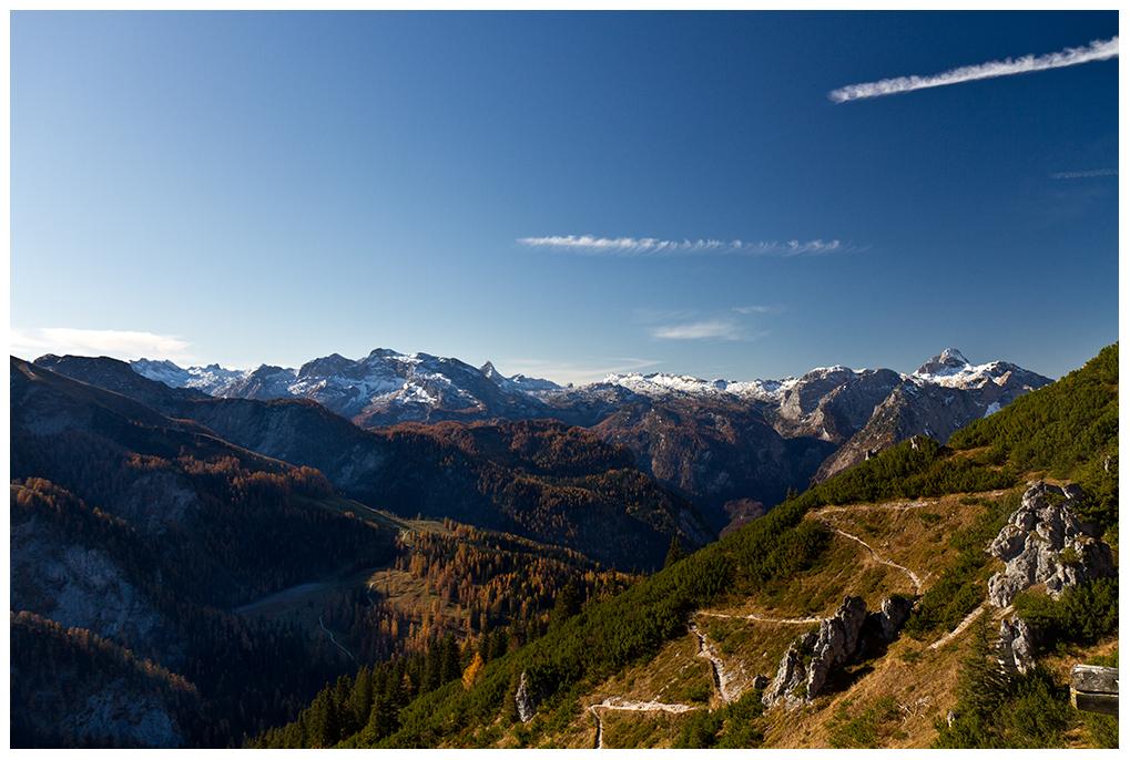 Das Berchtesgadener Land... _Aufnahme 2012_
