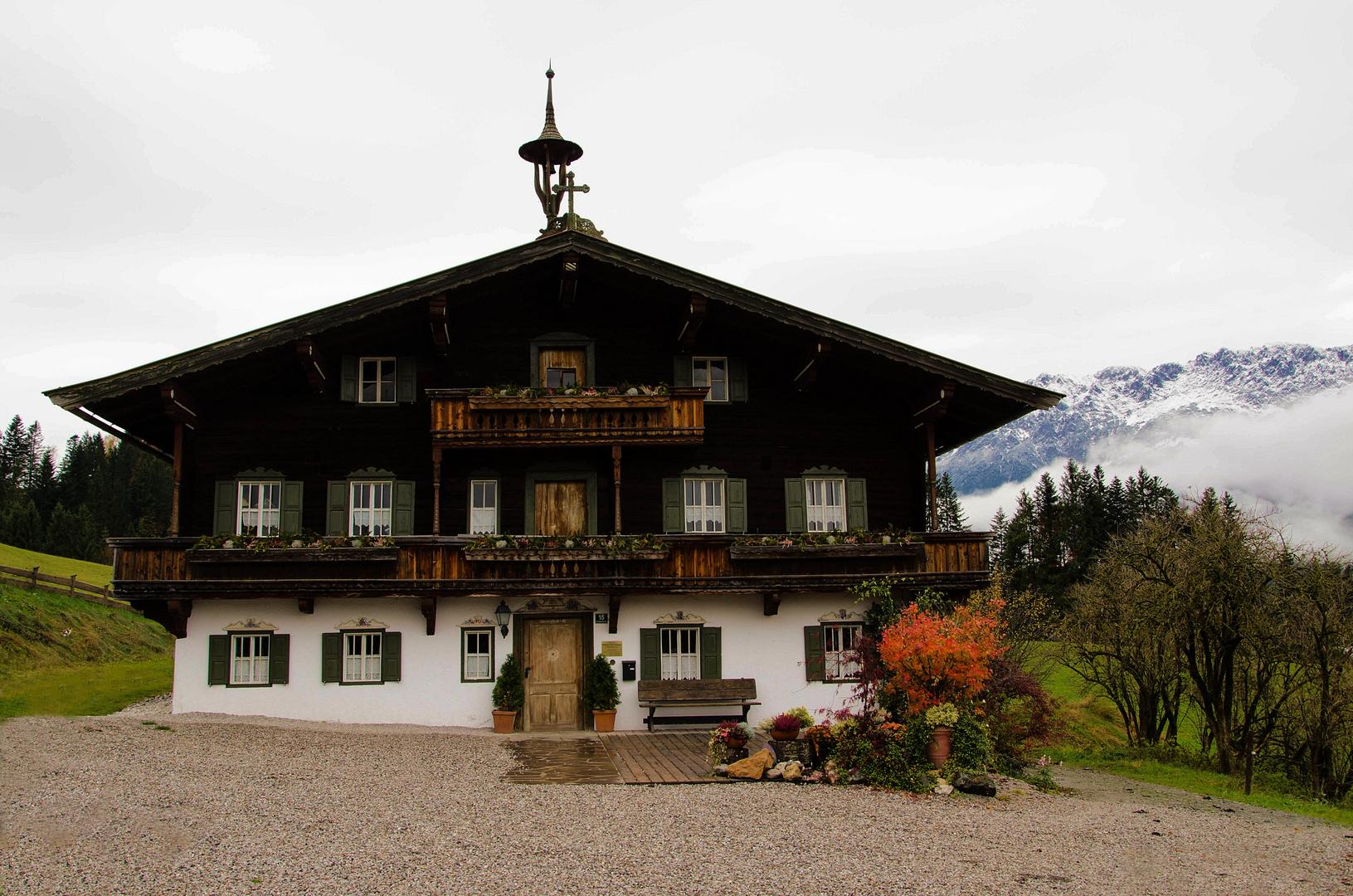 das Bergdoktorhaus