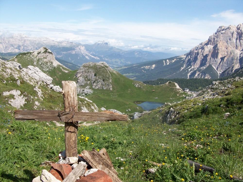 Das Bergkreuz
