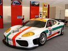 Das Beste vom OGP - Im Ferrari VIP-Zelt