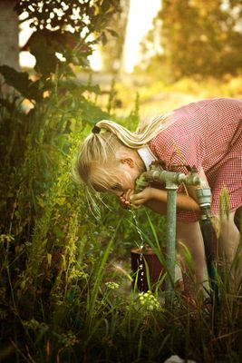 Das beste Wasser der Welt...
