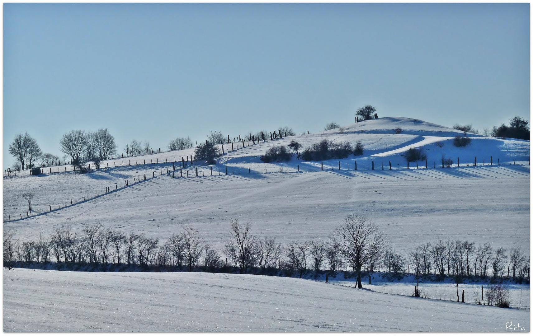 das beste Winterwetter...