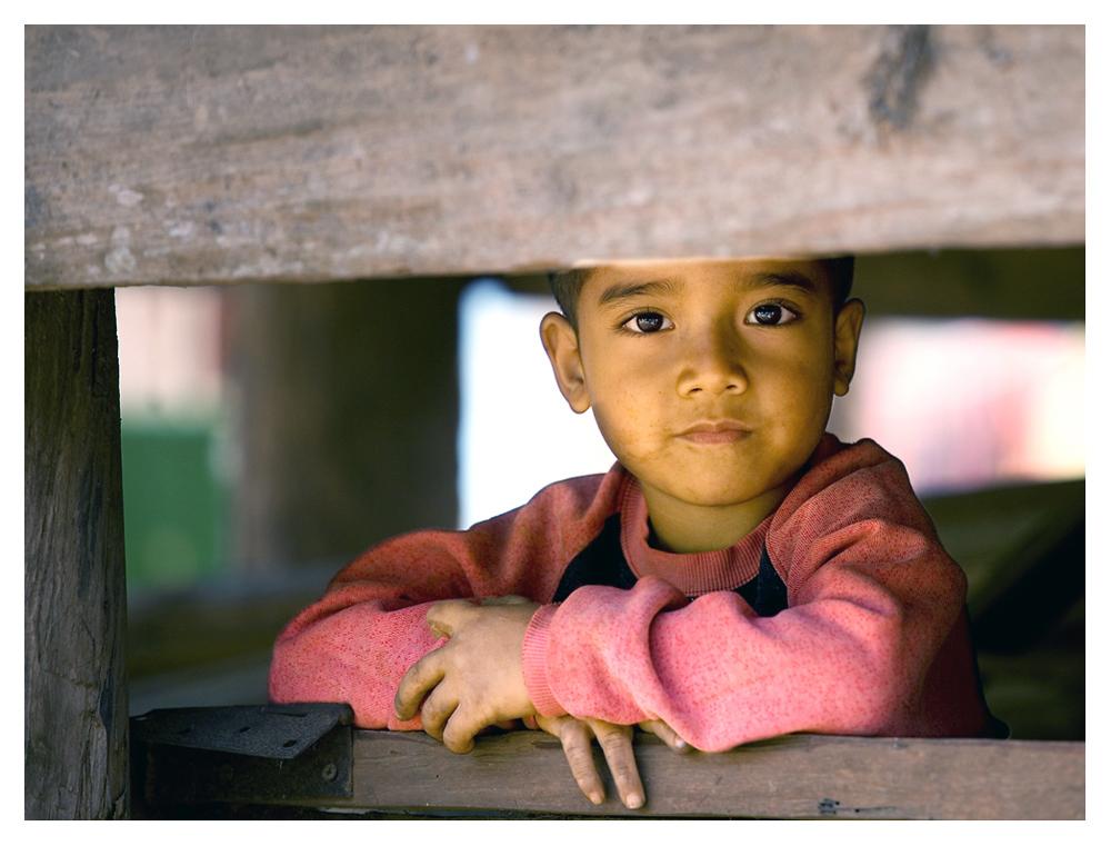 Das beste zum Spielen für ein Kind ist ein anderes Kind!  (Friedrich Wilhelm August Fröbel)