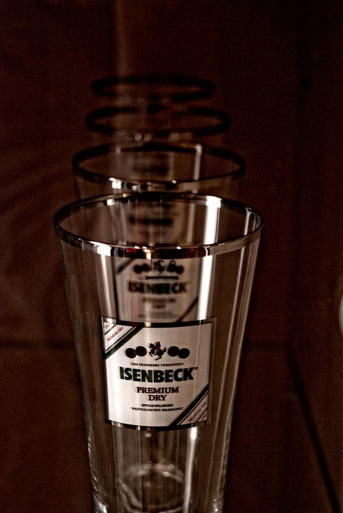 Das Bierglas