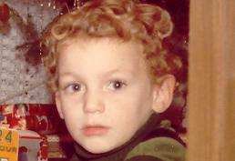 Das bin ich an meinem 4. Geburtstag