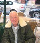 das bin ich in Aguilas im Winter 2009