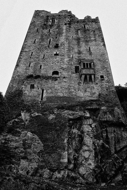 Das Blarney Castle...
