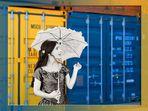 Das blaue Kleid oder Die Zeitreise: Ausstellung in Fürth vom 05.05.06 - 19.05.06