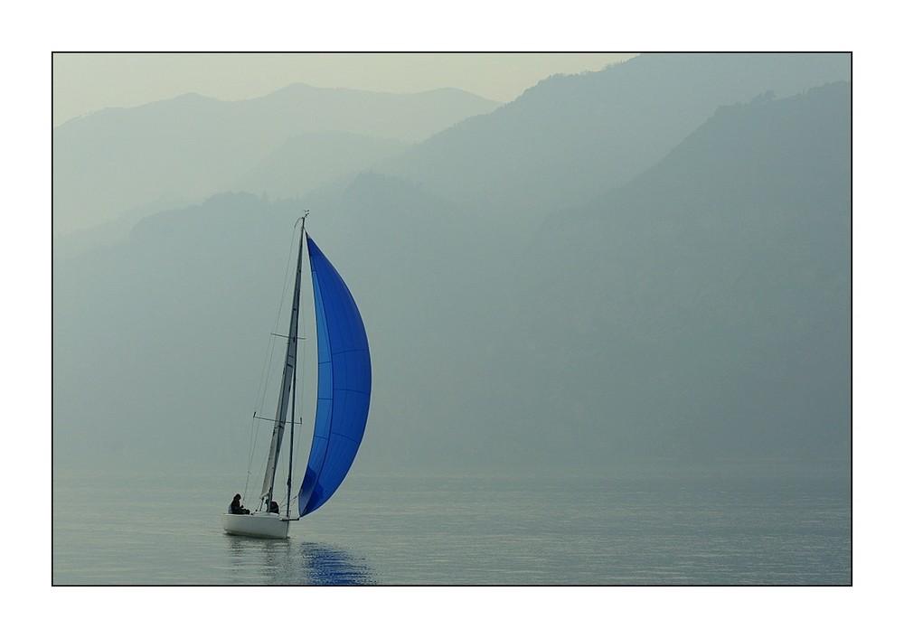 das blaue Segel