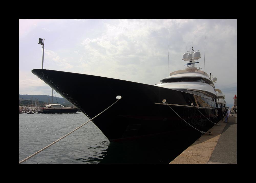 Das Bonzenschiff