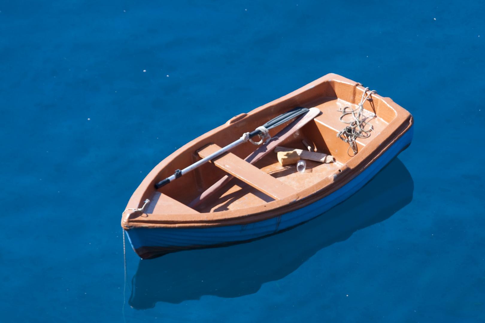 Das Boot wartet auf Dich