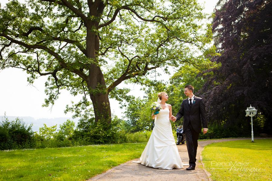 Das Brautpaar1