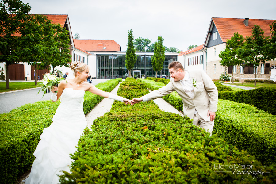 Das Brautpaar13